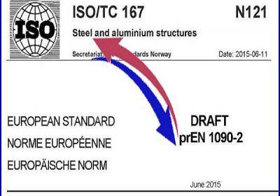 ISO 17607 ile EN 1090-2 Standartları Arasındaki Farklar Nelerdir?