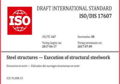 EN 1090-2 Standardı ile ISO DIS 17607:2017 Standardı Arasındaki Farklar