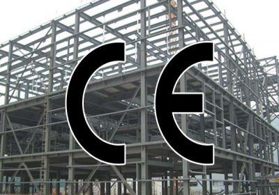 Çelik Yapıda CE Etiketi Nerede Olmalı?