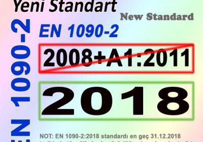 EN 1090-2:2018 Standardı Yayınlandı (Standarttaki Önemli Değişiklikler)
