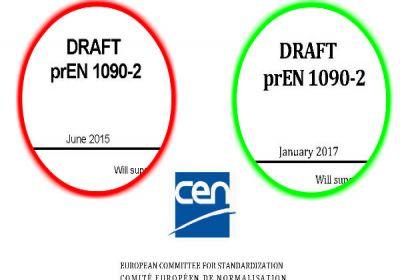 prEN 1090-2:2015 ile prEN 1090-2:2017 Taslakları Arasındaki Farklar ve Düzeltilmiş Bölümler